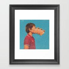 Sutphin Boulevard Framed Art Print