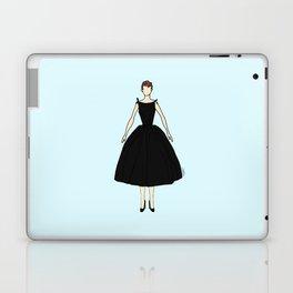 Audrey Hepburn Vintage Retro Fashion 1 Laptop & iPad Skin
