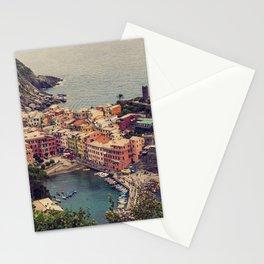 Vernazza, Cinque Terra, Italy Stationery Cards
