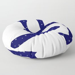Chinese Year of the Horse Floor Pillow