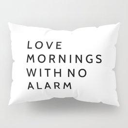 Bedroom decor Pillow Sham