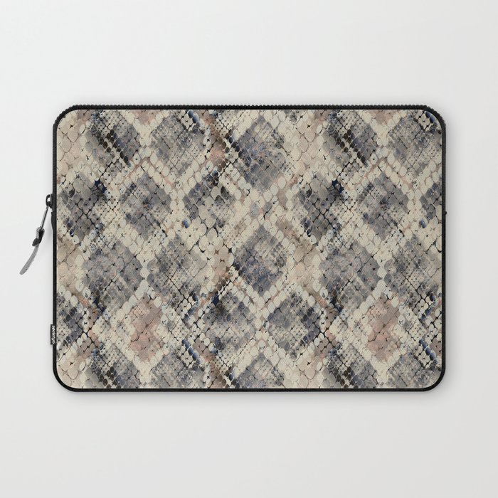 Snakeskin. Laptop Sleeve