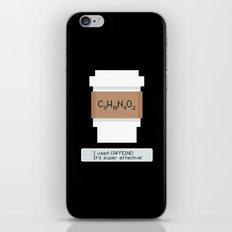 Caffeine is Super Effective iPhone & iPod Skin