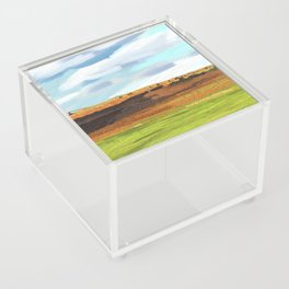 Farming Plain Acrylic Box