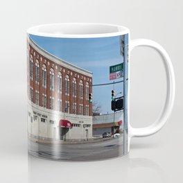 Cherry Street Mission in Winter Coffee Mug