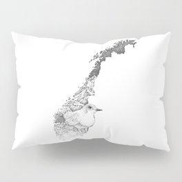 Norge dipper Pillow Sham
