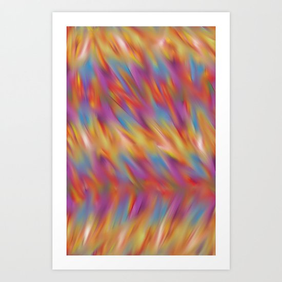 Braided Wave Art Print