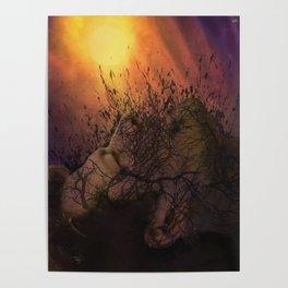 Leviathan Sunset Poster