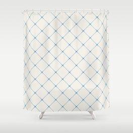 Caro Motifs Shower Curtain