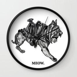 Battle Cat Wall Clock