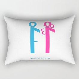 Il terzo incomodo Rectangular Pillow