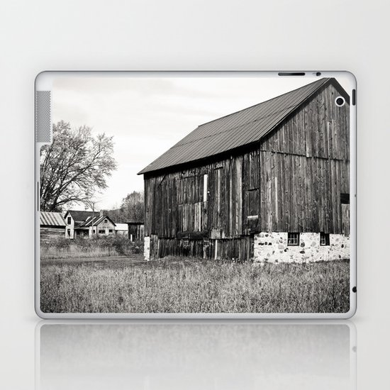 Rustic Rural Laptop & iPad Skin