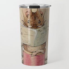 Beatrix Potter Tailor Mouse Travel Mug