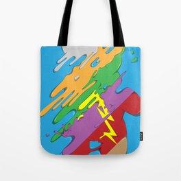Rainbow Bear Tote Bag