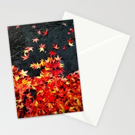 Tacoma Autumn Stationery Cards
