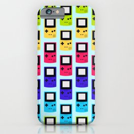 Rainbow Nostalgia iPhone Case