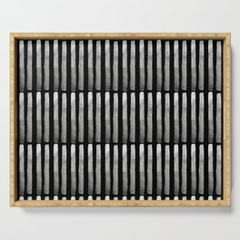 Blacksticks Matchsticks Serving Tray