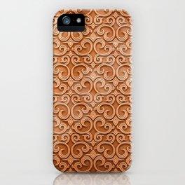 Grate iPhone Case