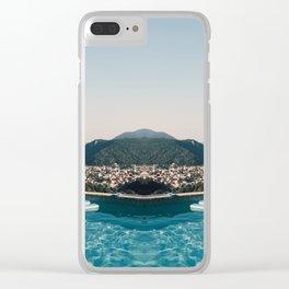 Vasca per 2 Clear iPhone Case