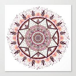 Be my star Canvas Print
