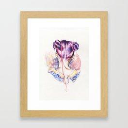 Épilogue Framed Art Print