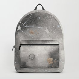 Super Moon Watercolor Backpack