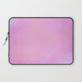 Baby rose pink texture Laptop Sleeve