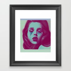 Soulful Framed Art Print