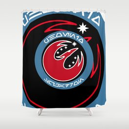 Phoenix Squadron (Rebels) Shower Curtain
