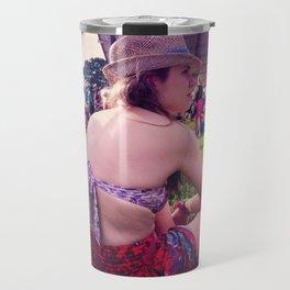 Bonnaroo: Mind/Wind Blown Travel Mug