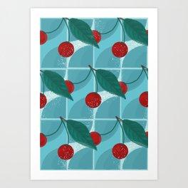 Pattern 002 Art Print