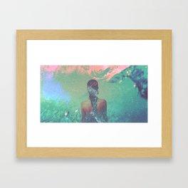 HARM Framed Art Print