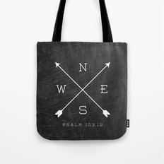 East & West Tote Bag