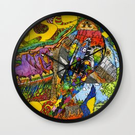 Not all that is Lost... can be Found. Wall Clock