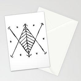 Ayizan Voodoo Veve Symbol Stationery Cards