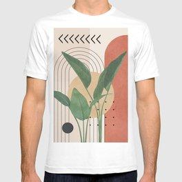 Nature Geometry V T-shirt