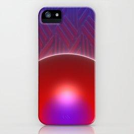 Strange Days Indeed iPhone Case