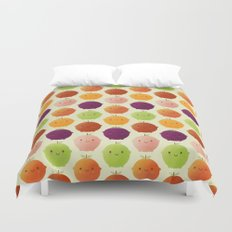 Cutie Fruity (Watercolour) Duvet Cover