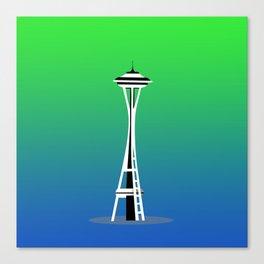 Seattle City Canvas Print