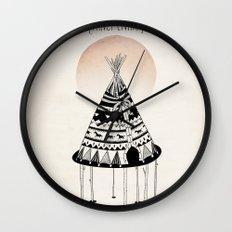 Fancy Living Wall Clock