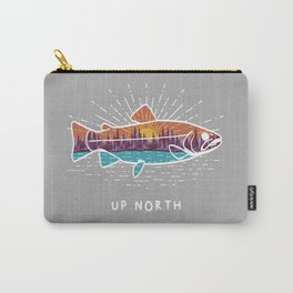 Up North Fish Carry-All Pouch