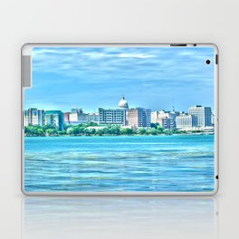 Madison Skyline Laptop & iPad Skin