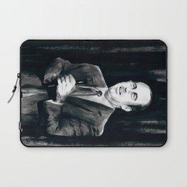 DARK COMEDIANS: Jerry Seinfeld Laptop Sleeve