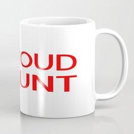 Firefighter: Proud Aunt (Florian Cross) Coffee Mug