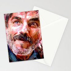 There Will Be Blood- Daniel Plainview Stationery Cards