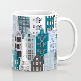 Europe houses Coffee Mug