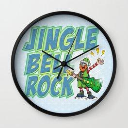 Jingle Bell Rock! Wall Clock