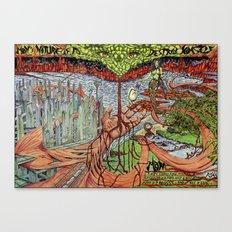 2000 Canvas Print