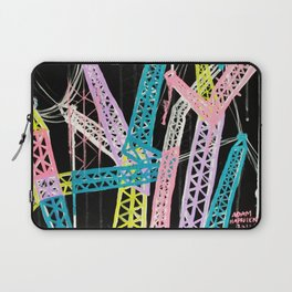 New York Cranes Laptop Sleeve