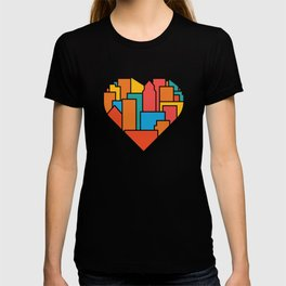 Livin' for the City T-shirt